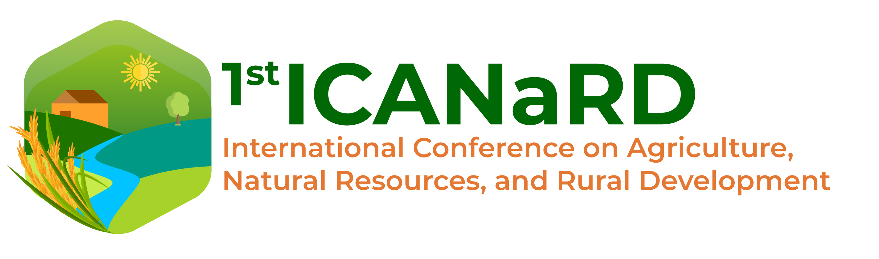 First International Conference on Agriculture, Natural Resources, and Rural Development