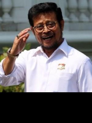 Dr. H. Syahrul Yasin Limpo